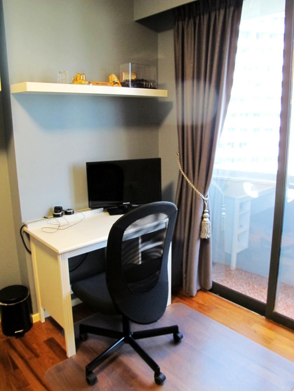 Modern, HDB, Study, Punggol Waterway Terrace, Interior Designer, Colourbox Interior, Sink
