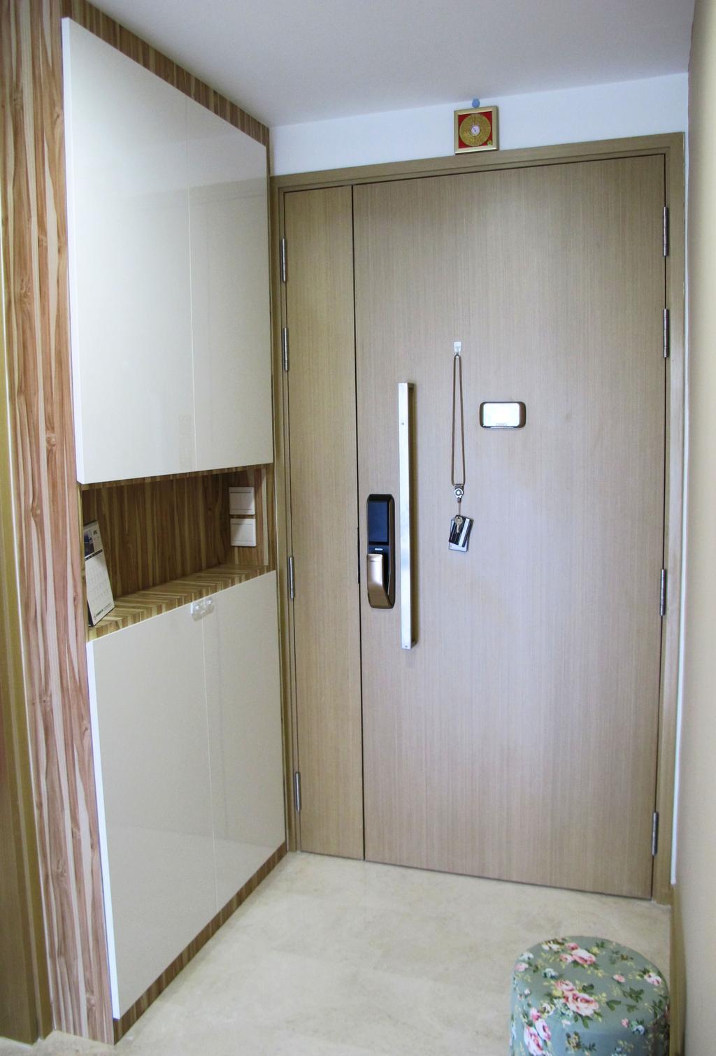 Modern, Condo, Living Room, River Isles, Interior Designer, Colourbox Interior