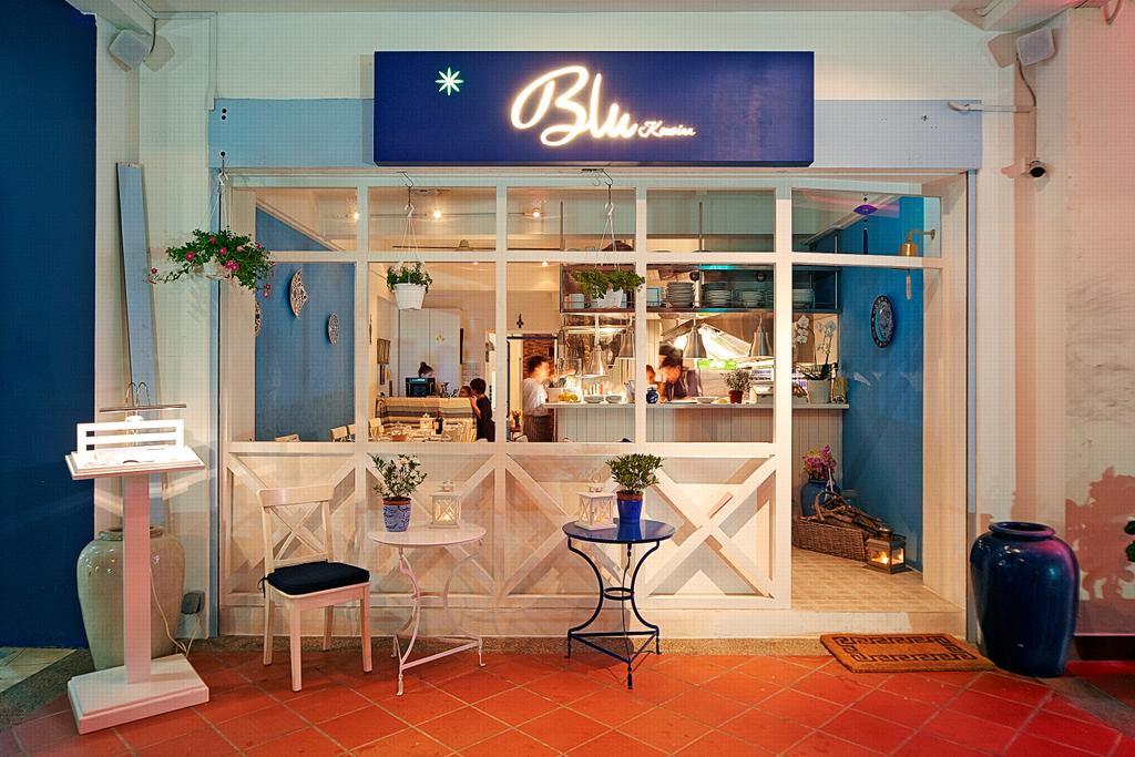 Blu Kouzina, Commercial, Interior Designer, Edge Interior, Eclectic