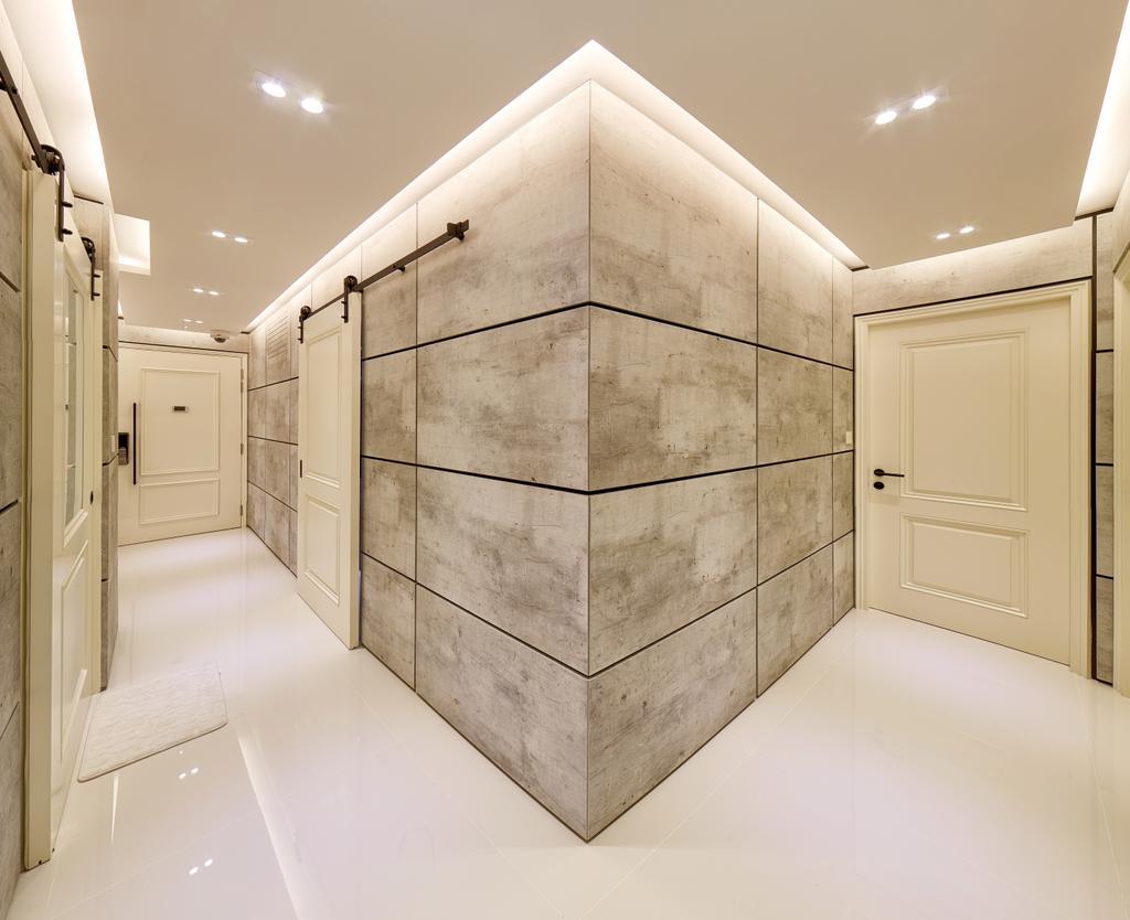 Modern, Condo, Living Room, The Nautical, Interior Designer, Absolook Interior Design, Minimalistic