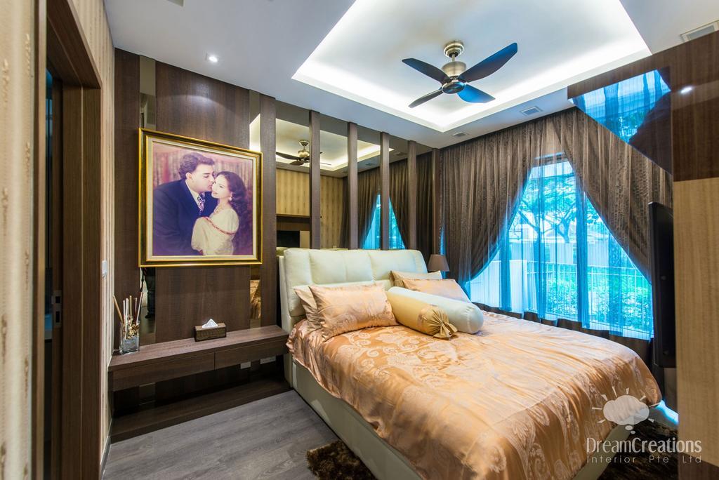 Contemporary, Condo, Bedroom, The Topiary, Interior Designer, DreamCreations Interior, Bed, Furniture, Indoors, Interior Design, Room