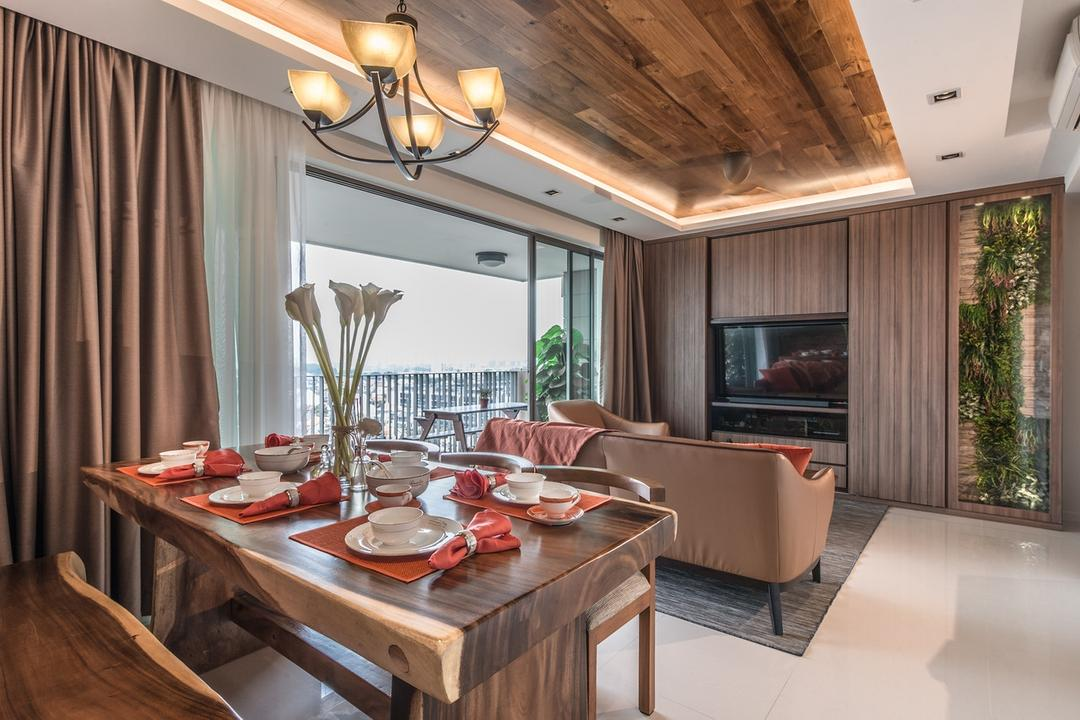 nature theme | interior design singapore | interior design ideas