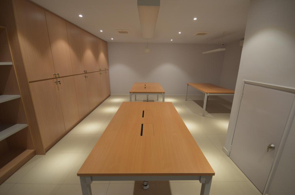 Super Education Group @ Taman Putra, Commercial, Interior Designer, Anwill Design Sdn Bhd, Modern, Chair, Furniture