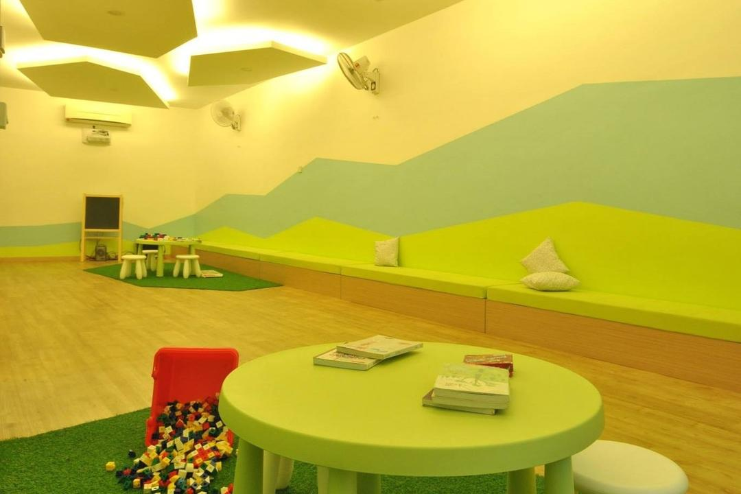 Super Education Group Childcare, Anwill Design Sdn Bhd, Modern, Commercial, Book