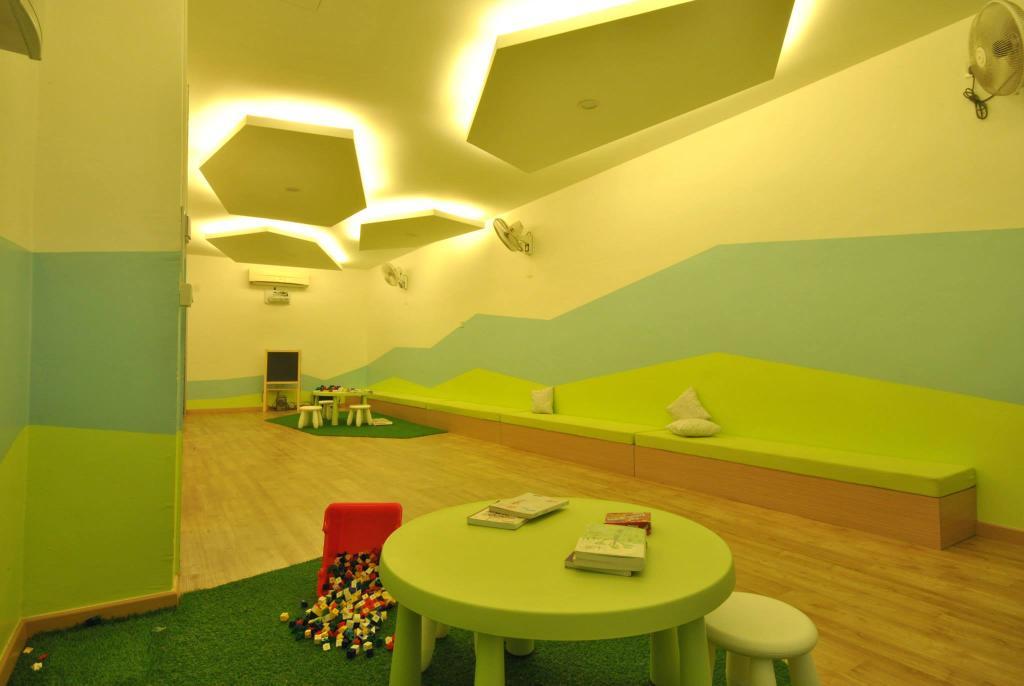 Super Education Group Childcare, Commercial, Interior Designer, Anwill Design Sdn Bhd, Modern, Bathroom, Indoors, Interior Design, Room, Dining Room