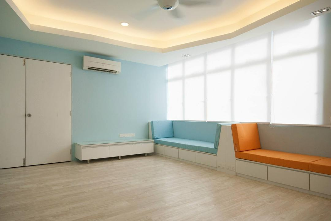 Super Education Group Hostel, Anwill Design Sdn Bhd, Modern, Commercial, Flooring, Furniture, Studio Couch, Indoors, Interior Design