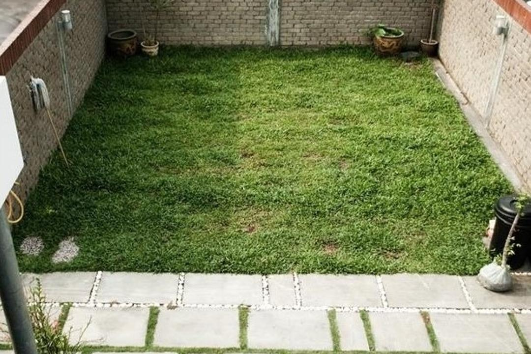 Double Storey Extension, Anwill Design Sdn Bhd, Modern, Garden, Landed, Outdoors, Yard