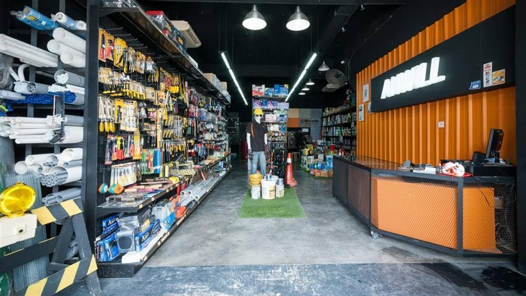 Anwill Concept Store, Sungai Long, Commercial, Interior Designer, Anwill Design Sdn Bhd, Modern, Shop