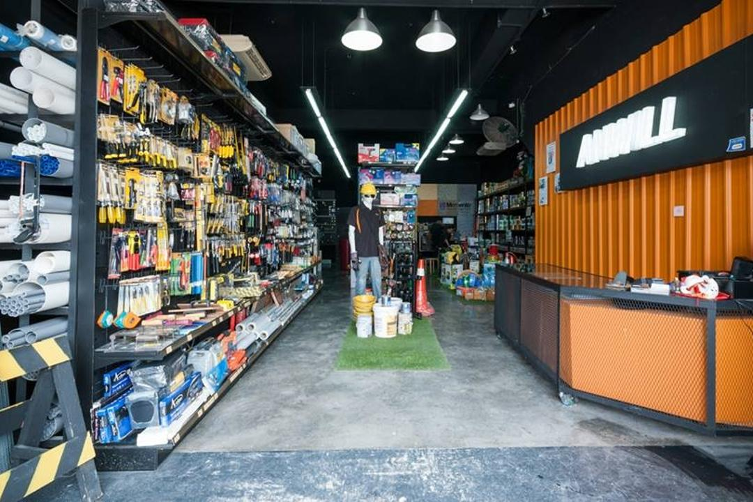Anwill Concept Store, Sungai Long, Anwill Design Sdn Bhd, Modern, Commercial, Shop
