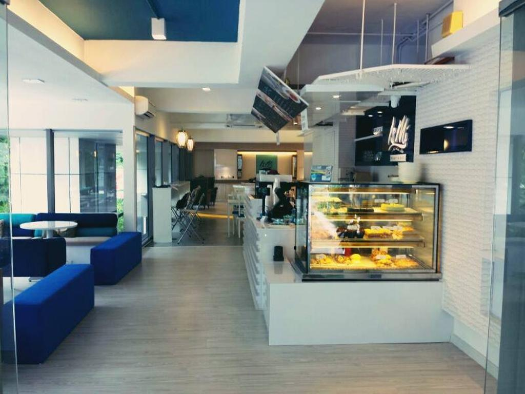 Is Mi Cafe, Commercial, Interior Designer, In SPACE Concept Design, Modern, Appliance, Electrical Device, Oven, Couch, Furniture