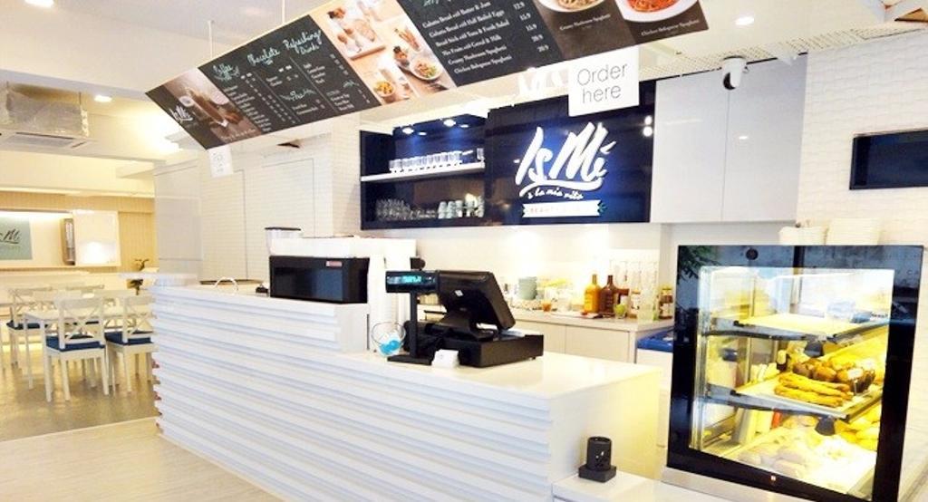 Is Mi Cafe, Commercial, Interior Designer, In SPACE Concept Design, Modern, Collage, Poster