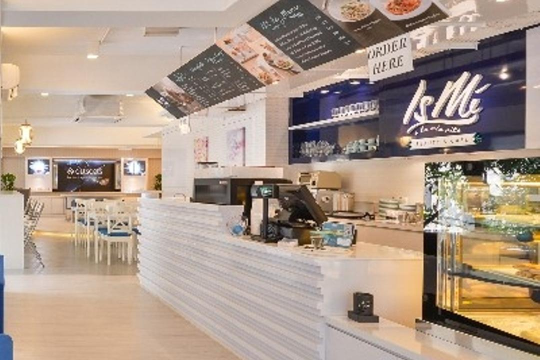 Is Mi Cafe, In SPACE Concept Design, Modern, Commercial, Shop