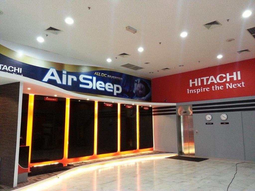 HITACHI Showroom @ Bangi, Commercial, Interior Designer, In SPACE Concept Design, Modern