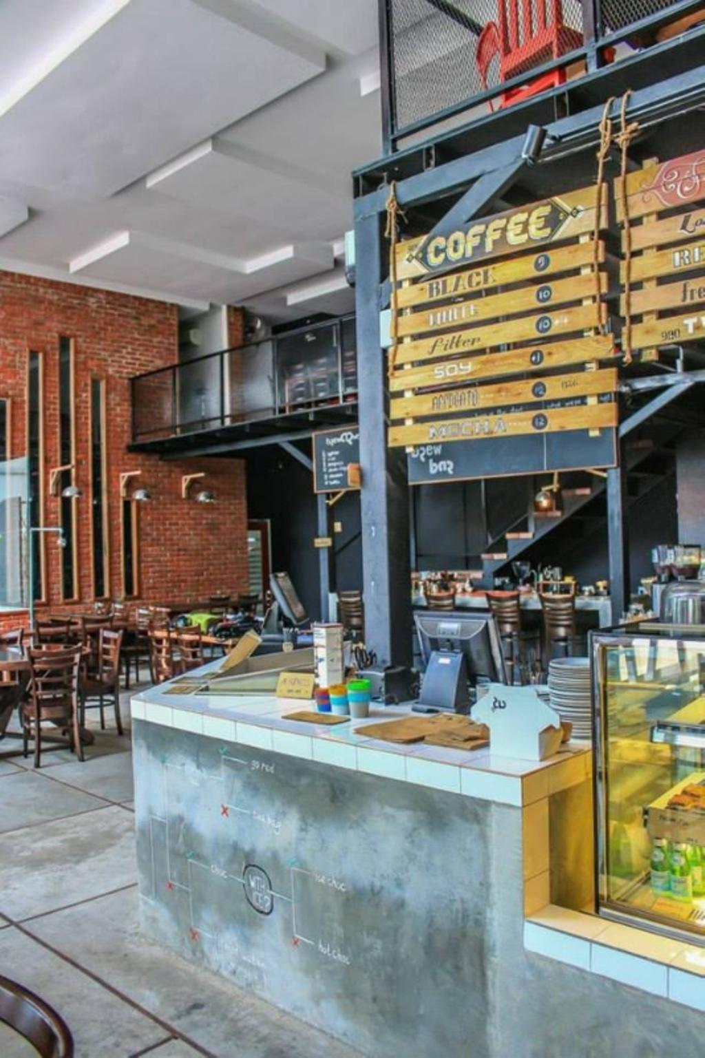 ARTISAN Coffee Bar @ Section 13, Commercial, Interior Designer, In SPACE Concept Design, Modern, Restaurant, Dining Table, Furniture, Table