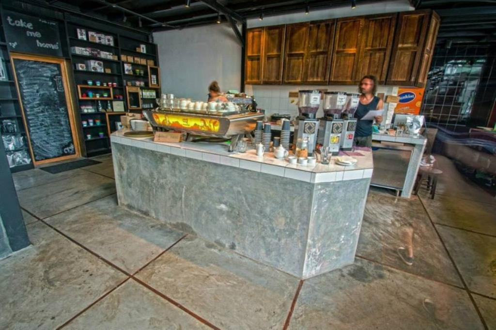 ARTISAN Coffee Bar @ Section 13, Commercial, Interior Designer, In SPACE Concept Design, Modern, Appliance, Electrical Device, Oven, Blackboard, Bottle