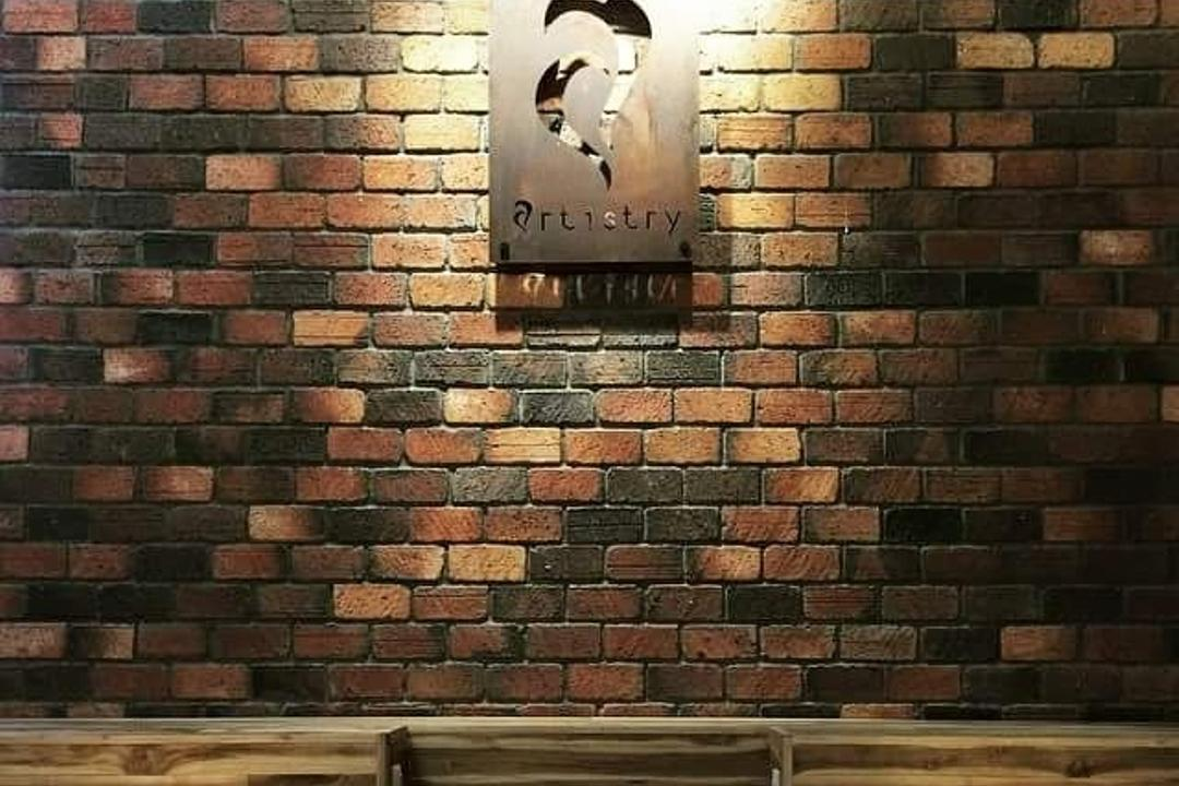 ARTISTRY by artisan coffee bar, In SPACE Concept Design, Modern, Commercial, Brick