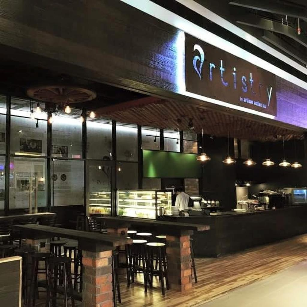 ARTISTRY by artisan coffee bar, Commercial, Interior Designer, In SPACE Concept Design, Modern, Bar Counter, Pub