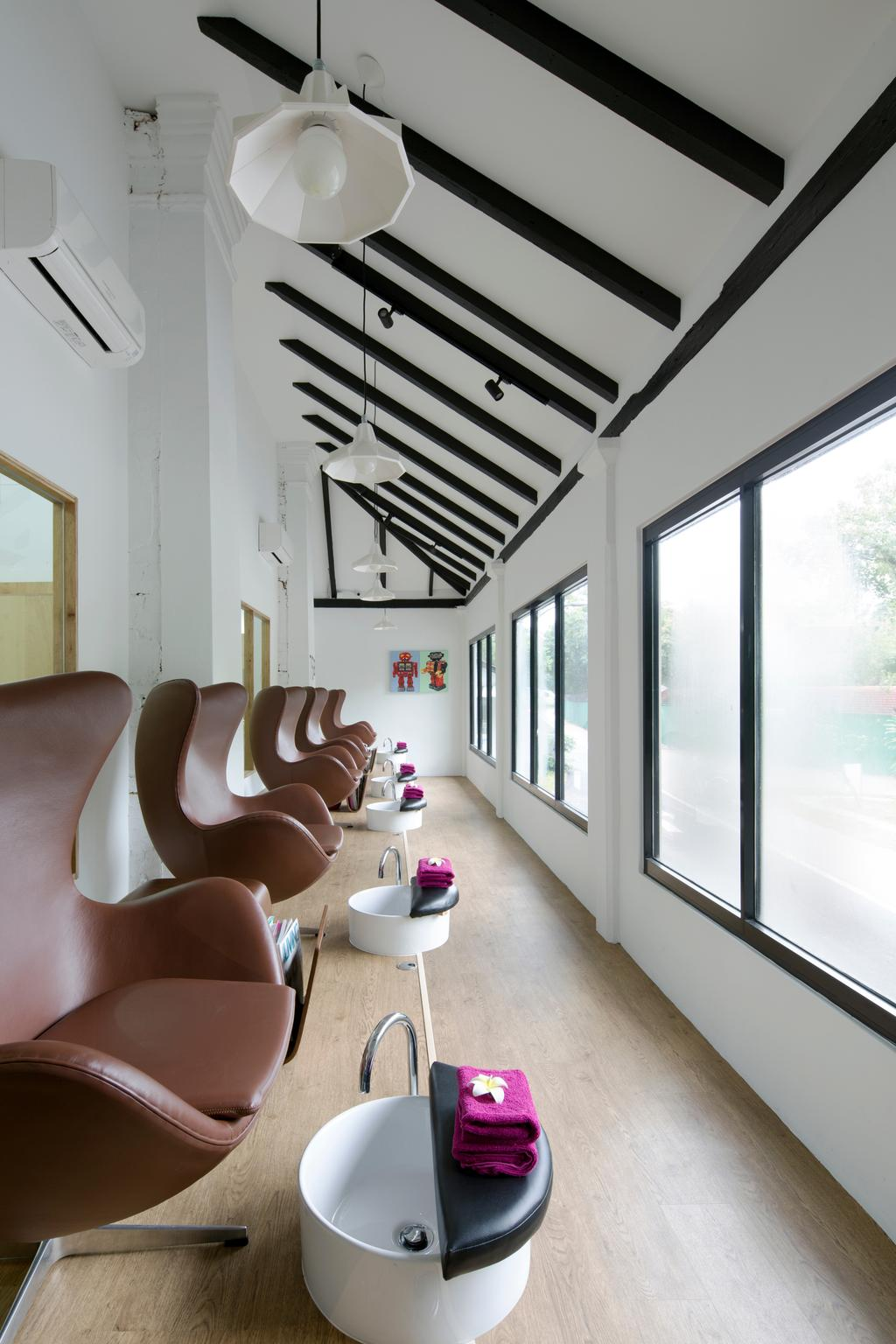 Loewen road, Commercial, Interior Designer, Design by Fifteen Pte Ltd, Contemporary, Chair, Furniture, Dining Room, Indoors, Interior Design, Room