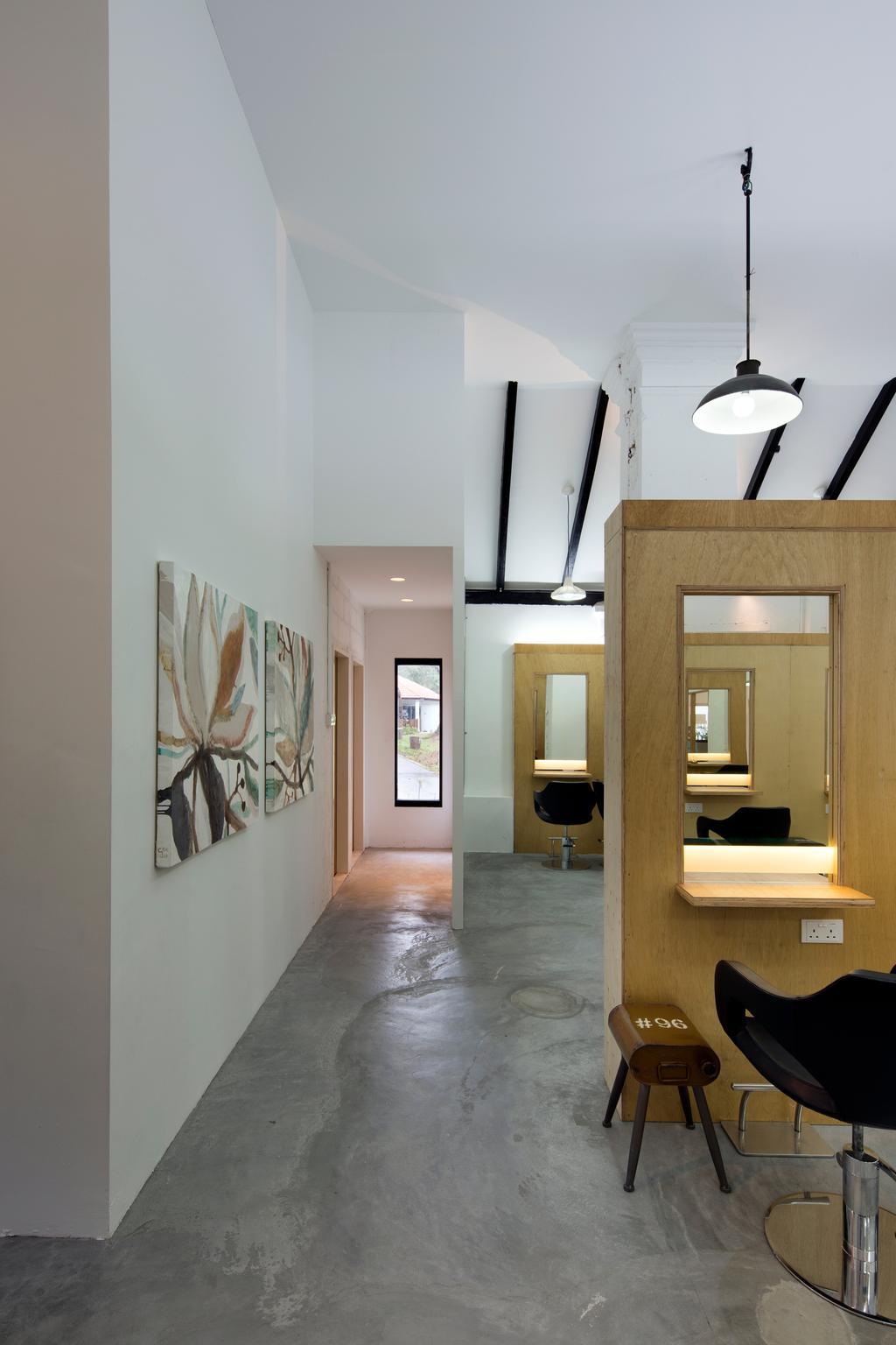 Loewen road, Commercial, Interior Designer, Design by Fifteen Pte Ltd, Contemporary, Indoors, Interior Design, Light Fixture