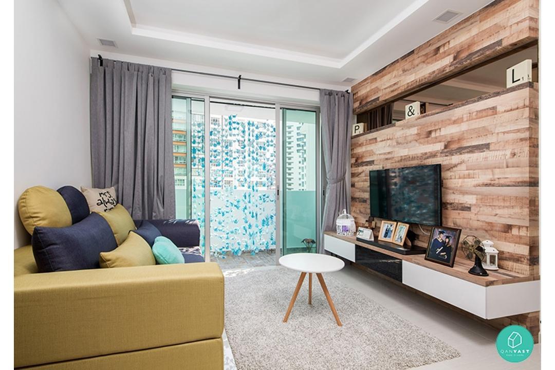 Oakthree-Punggol-Scandinavian-Living-Room