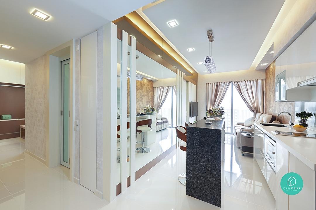 10 Shoebox Condos With Spectacular Designs Qanvast