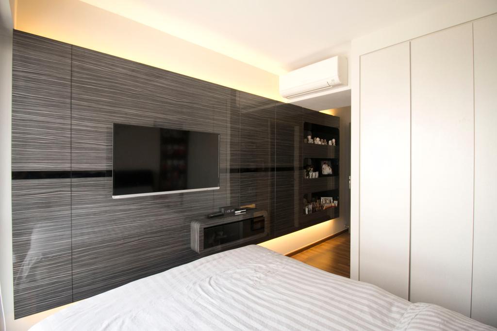 Modern, HDB, Bedroom, Clementi Avenue 4, Interior Designer, ChanInteriors