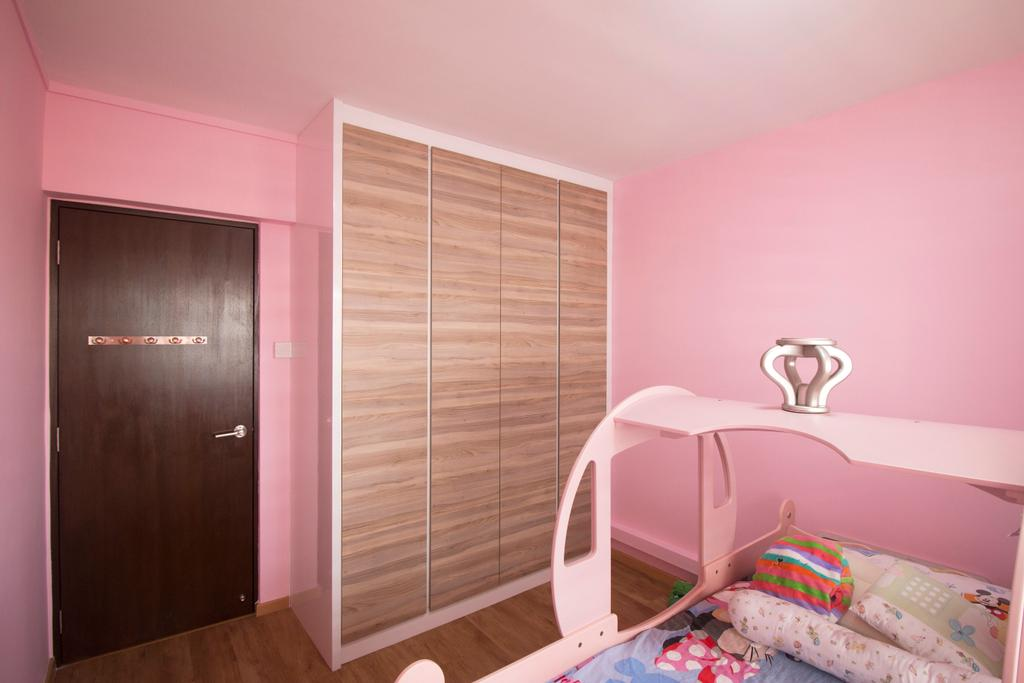 Modern, HDB, Bedroom, Yishun Street 81, Interior Designer, ChanInteriors, Indoors, Interior Design, Room, Building, Housing