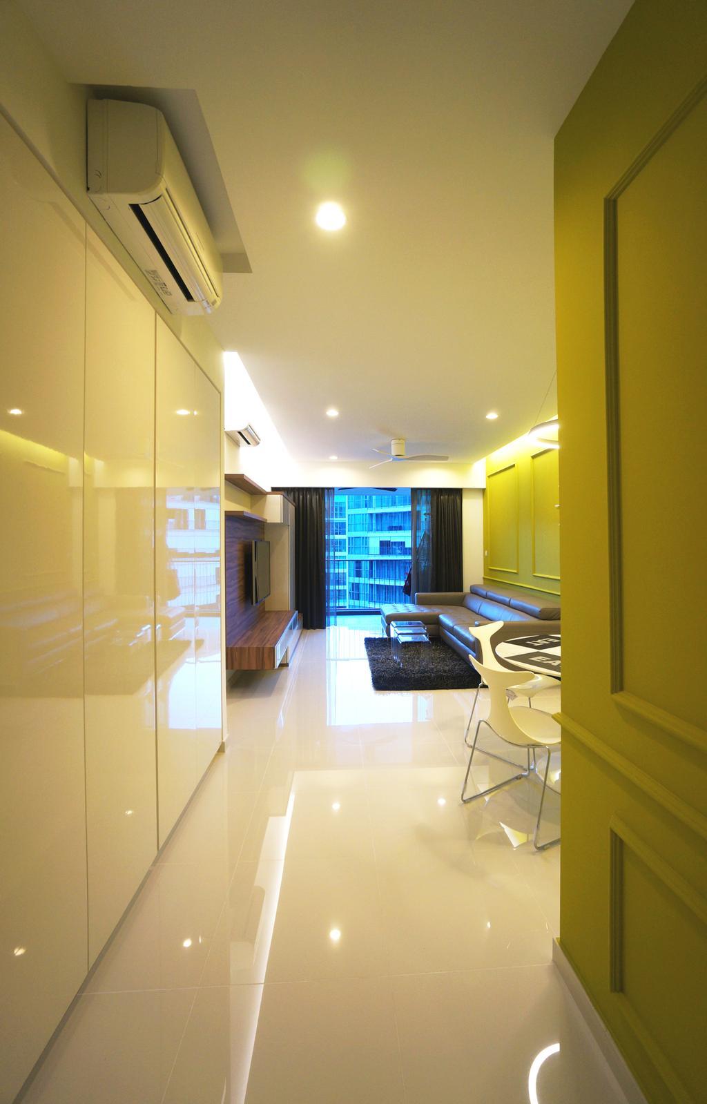 Wall Panelling | Interior Design Singapore | Interior Design Ideas