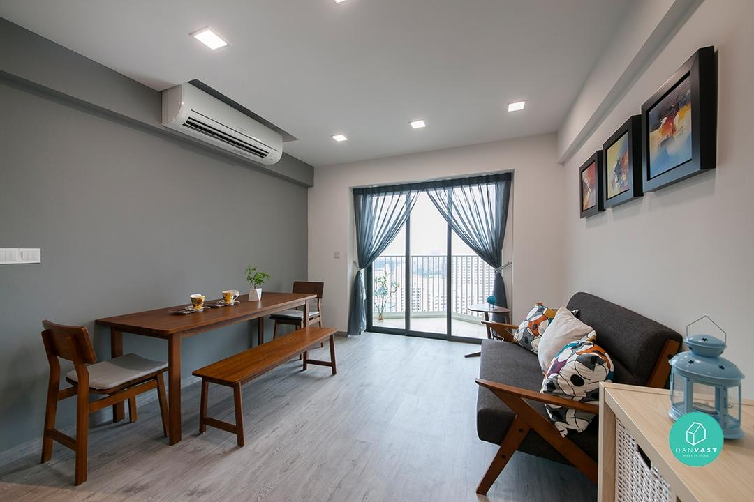 Renovation Journey: A Blissful Home