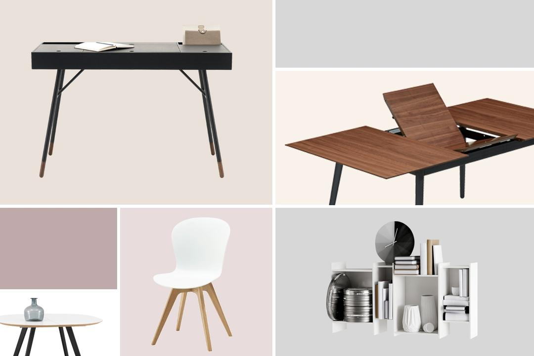 5 Super Sleek Furniture For Small Spaces 4
