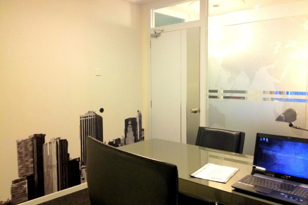 Alor Setar Office, Grazioso Design, Modern, Commercial, Computer, Electronics, Laptop, Pc, Conference Room, Indoors, Meeting Room, Room