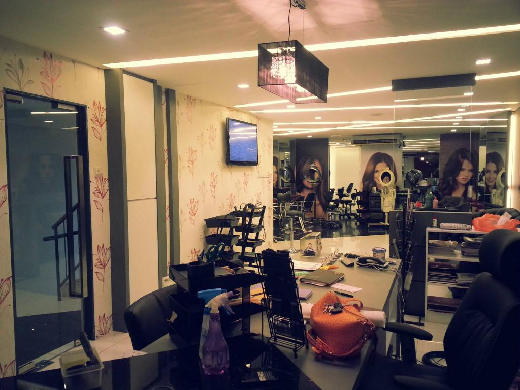 Yap Salon & acedemy, Commercial, Interior Designer, Grazioso Design, Modern, Human, People, Person, Couch, Furniture, Appliance, Electrical Device, Oven