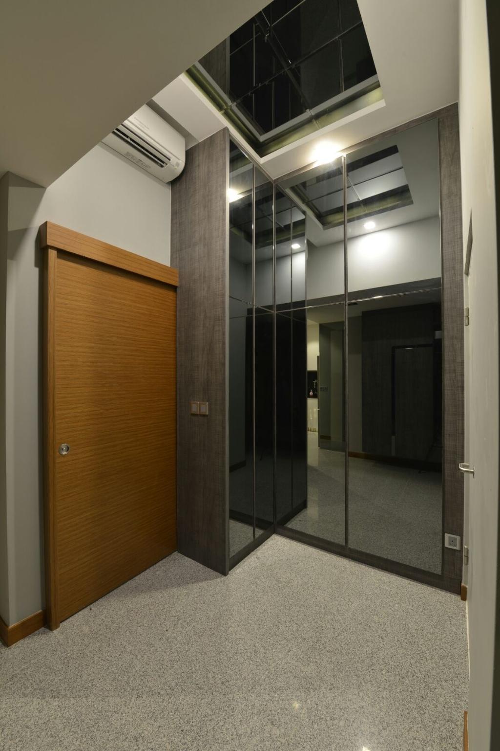 Contemporary, Condo, Seahill, Interior Designer, Earth Interior Design Pte Ltd