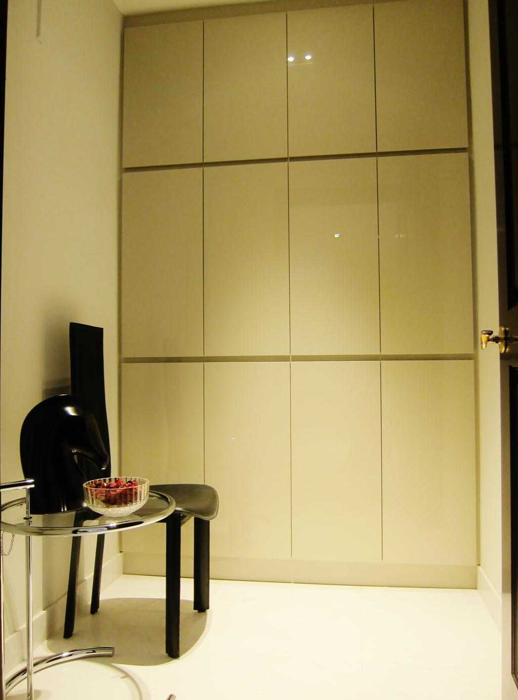 Contemporary, Condo, Living Room, Wing On Life Garden, Interior Designer, Designe Couture