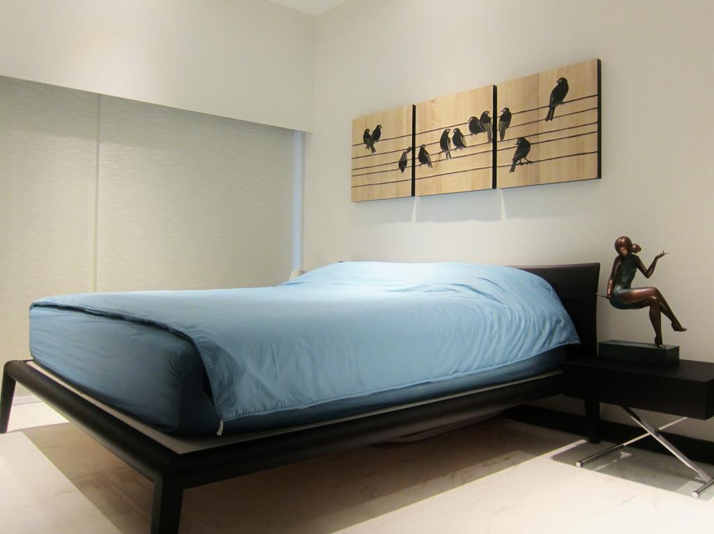 Contemporary, Condo, Bedroom, Wing On Life Garden, Interior Designer, Designe Couture