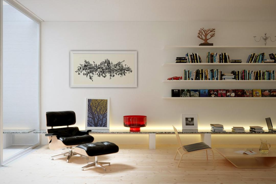 7 Better Ways To Display Art At Home