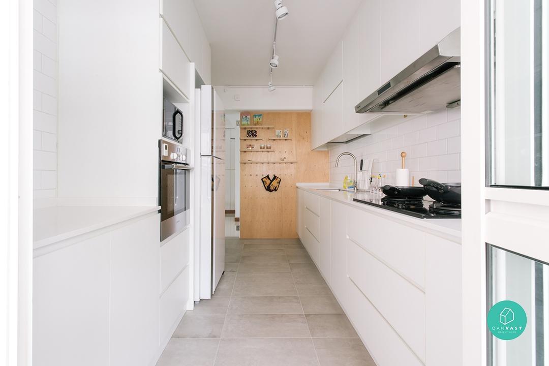 Renovation Journey: Minimalist Comfort