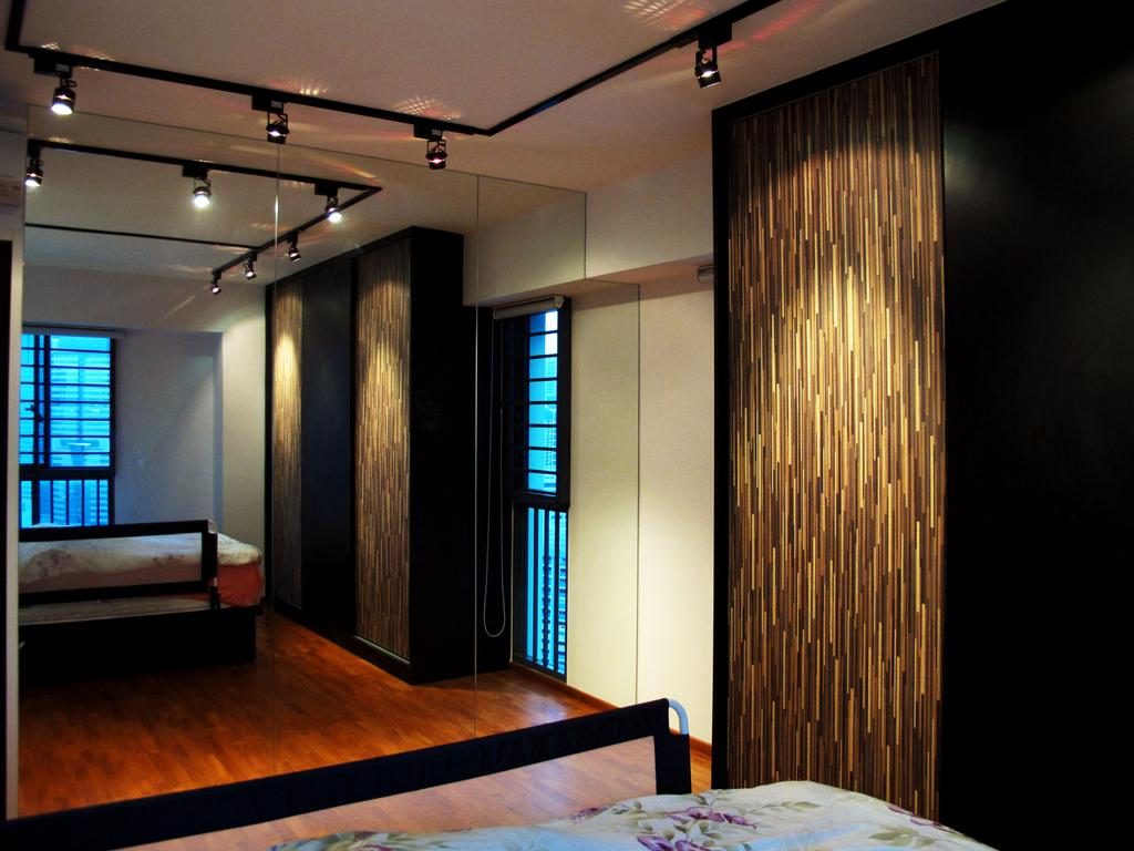 Contemporary, HDB, Bedroom, The Pinnacle@Duxton, Interior Designer, Colourbox Interior, Indoors, Interior Design