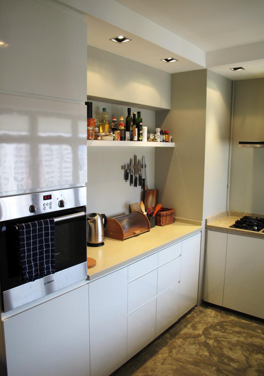 Eclectic, HDB, Jalan Membina, Interior Designer, Colourbox Interior, Indoors, Interior Design, Kitchen, Room