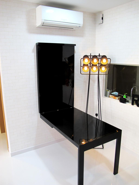 Eclectic, Condo, Dining Room, Austville Residences, Interior Designer, Colourbox Interior