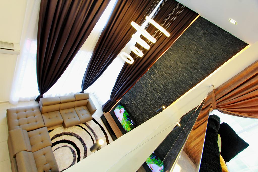 Modern, Landed, Living Room, Sean Residence, Interior Designer, Zyon Studio Sdn. Bhd.