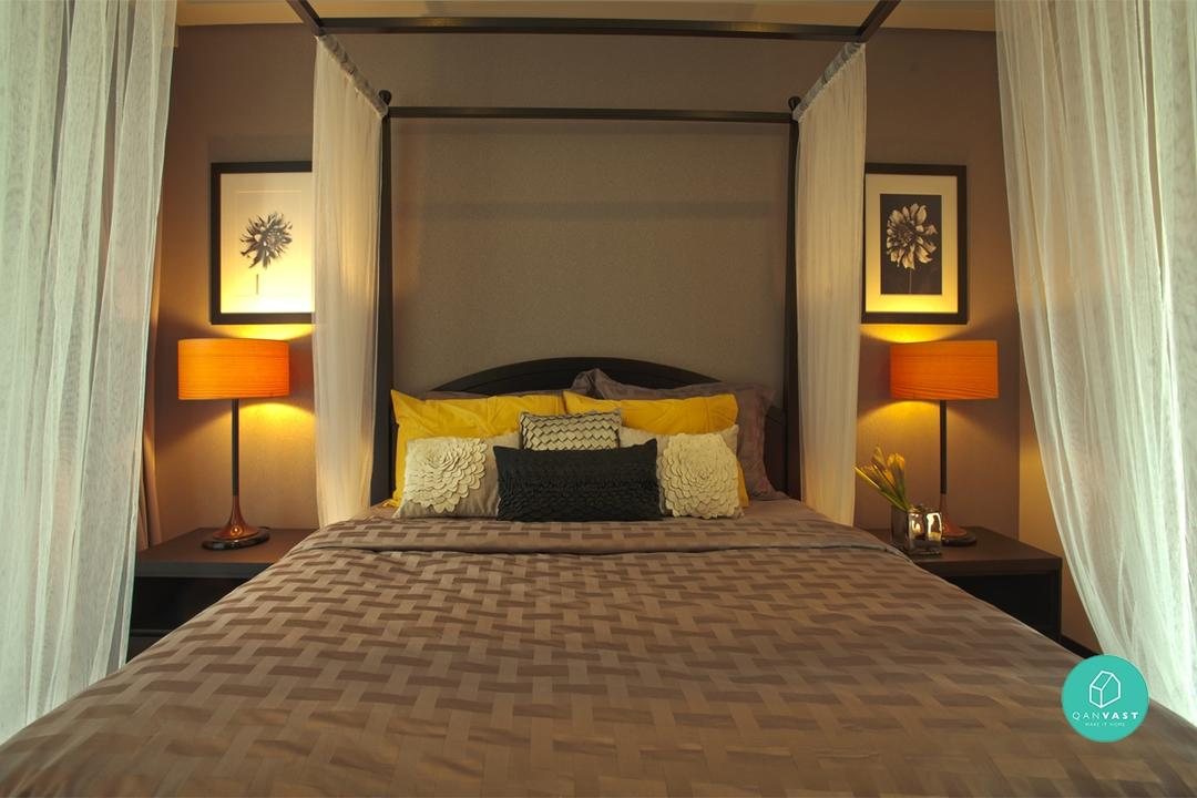 Sparks Fly With These Romantic Bedroom Design Ideas