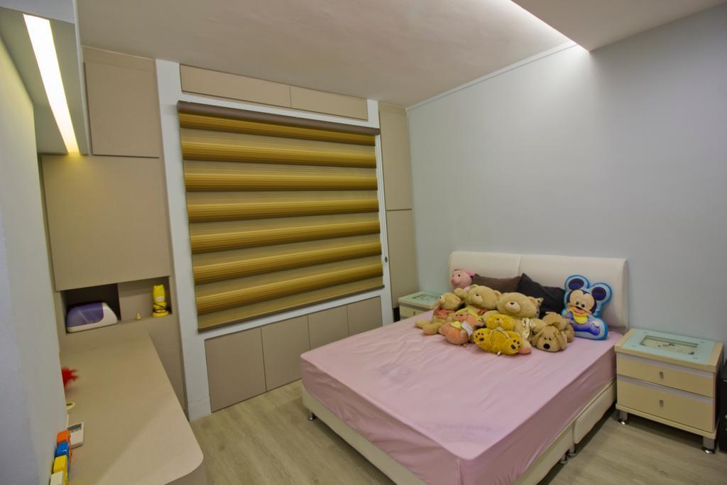 Modern, Condo, Bedroom, Hacienda Grove, Interior Designer, MET Interior, Drawer, Furniture