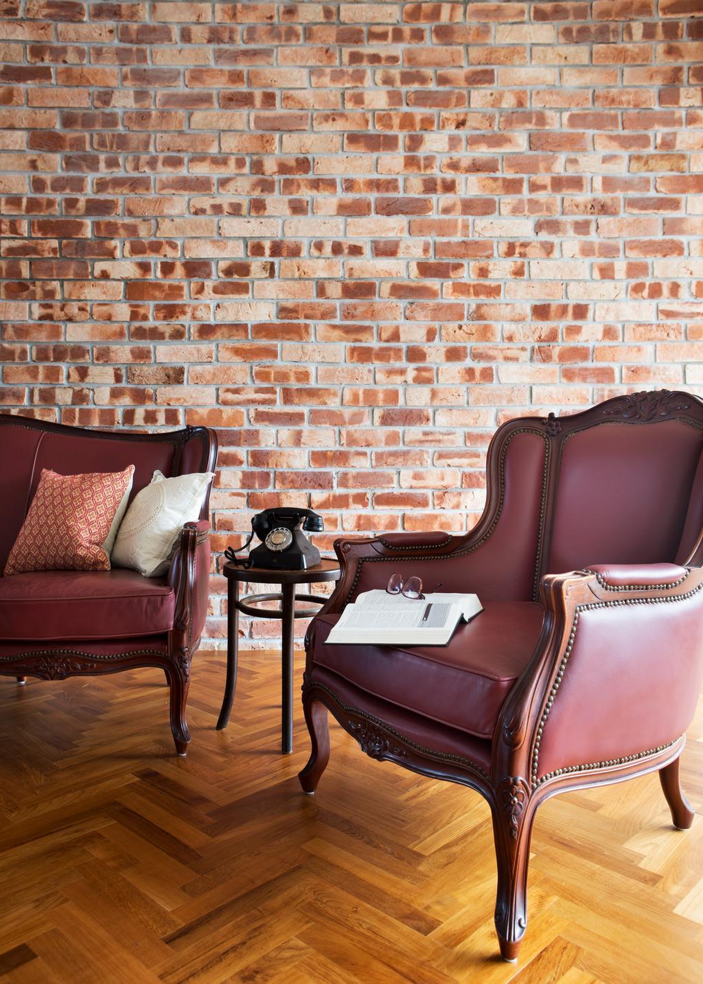 Eclectic, HDB, Living Room, Serangoon Avenue 2 (Block 310), Interior Designer, The Scientist, Retro, Chair, Furniture