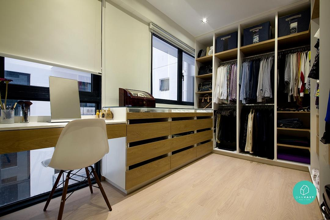 7 Rules To Look Out For When Designing Your Dream Wardrobe