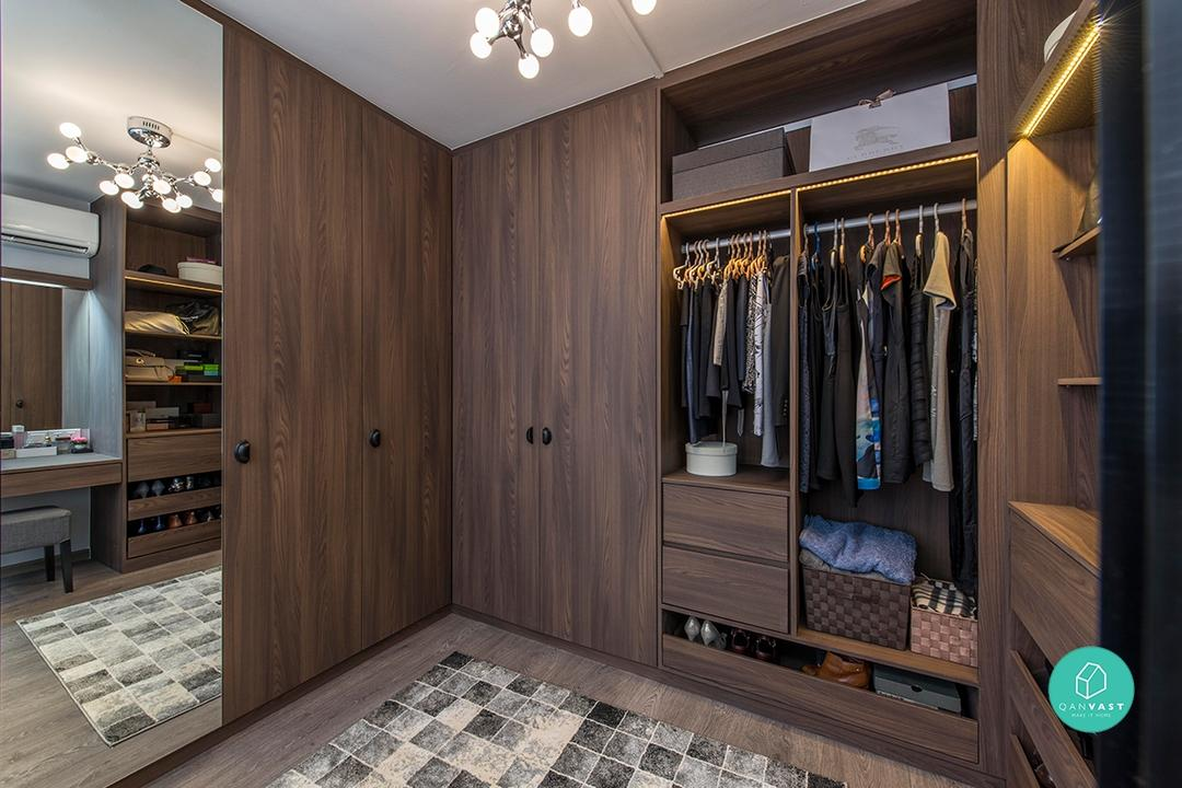 7 Rules To Look Out For When Designing Your Dream Wardrobe 6