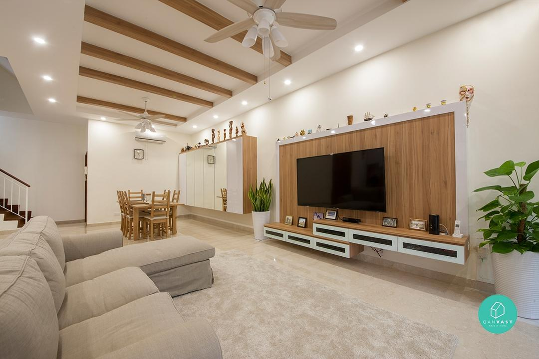 Renovation Journey: Modern Tropical On The Rise