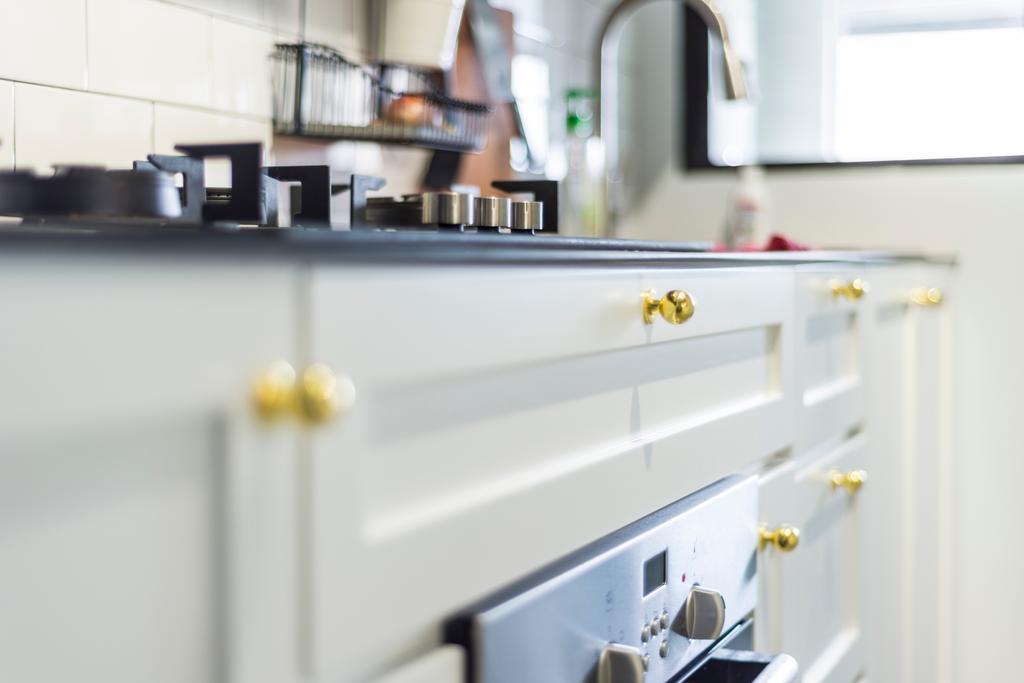Scandinavian, HDB, Kitchen, Keat Hong, Interior Designer, The Local INN.terior 新家室, Sink