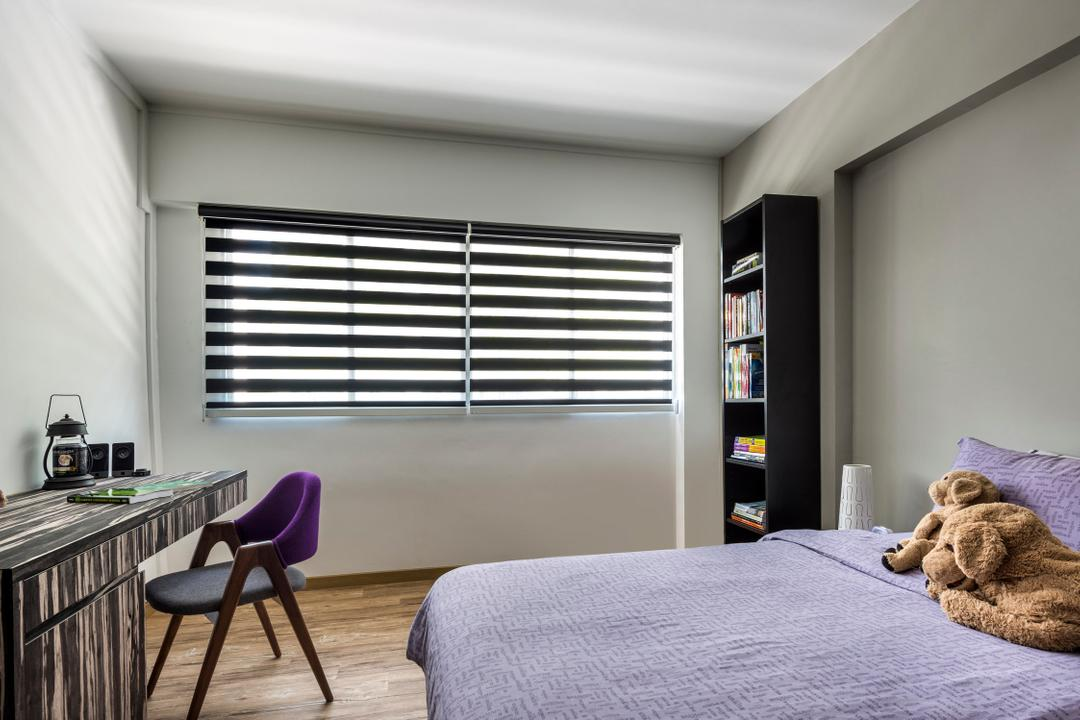 Black Blinds Interior Design Singapore Interior Design Ideas