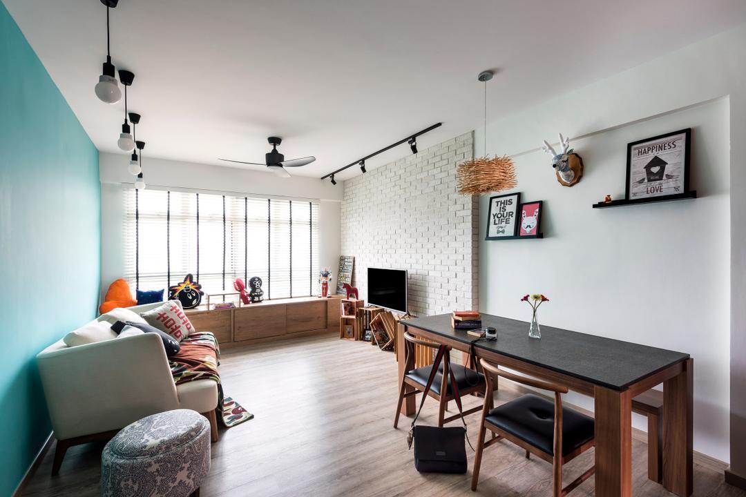 Bay Window Shelf Interior Design Singapore Interior Design Ideas